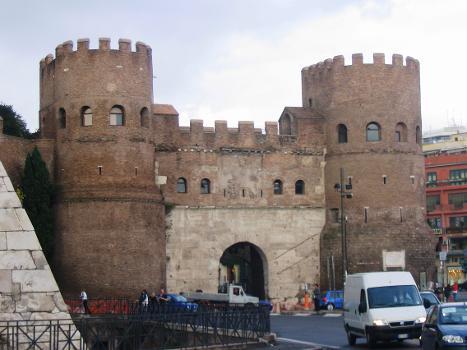 Porte Saint-Paul - Rome