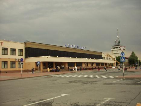 Roshchino International Airport