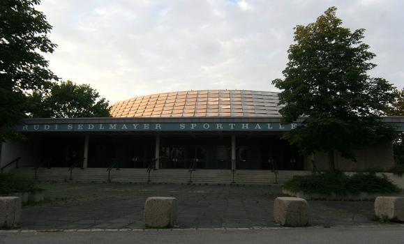 Rudi-Sedlmayer-Halle