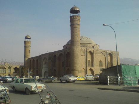 Shaheb ol Amr-Moschee