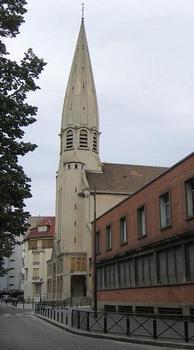 Eglise Saint-Léon - Paris