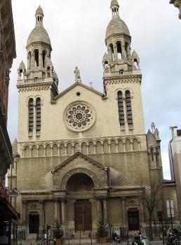 Eglise Sainte-Anne de la Buttes-aux-Cailles - Paris