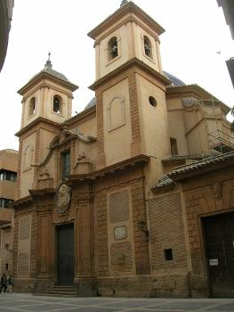 Eglise Saint-Jean de Dieu - Murcie