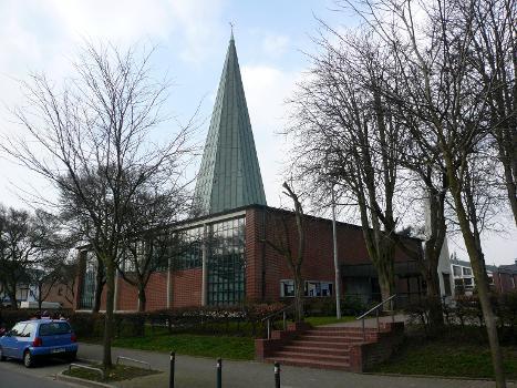 Eglise Sankt Maria-Königin