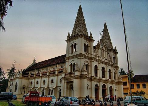 Cathédrale Sainte-Croix de Kochi