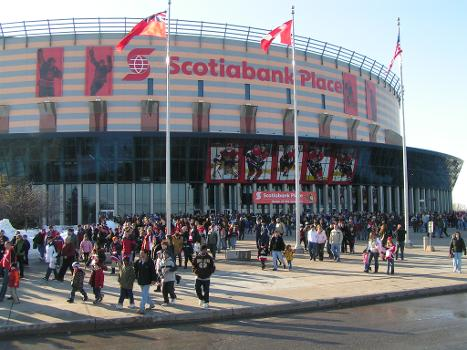 Scotiabank Place - Ottawa