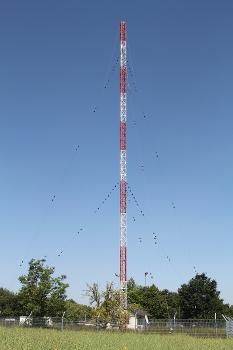 Ulm-Jungingen Transmission Mast
