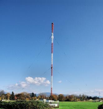Freiburg-Lehen Transmission Mast