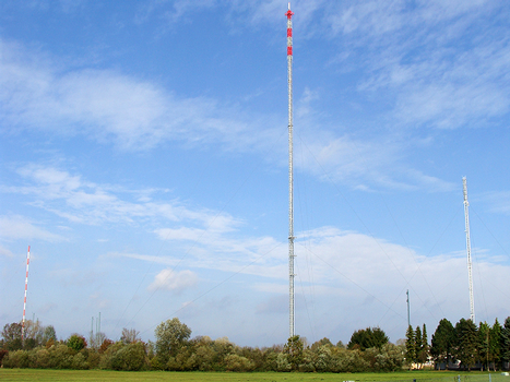 Ismaning VHF Transmission Mast