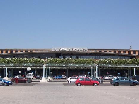 Bahnhof Santa Justa