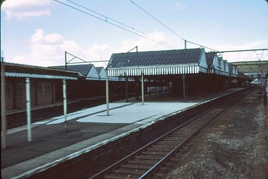 Sheffield Victoria railway station