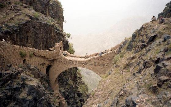 Brücke von Shahara