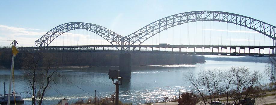 Sherman Minton Bridge - Louisville