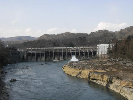 Shingo Dam