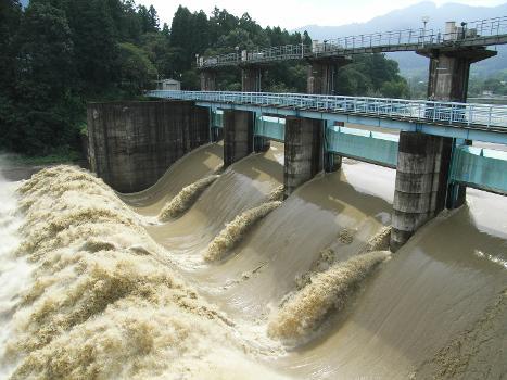 Shinsui Dam