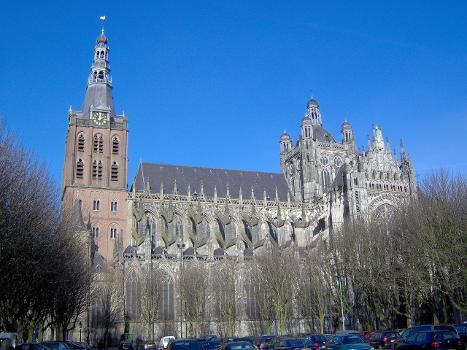 Cathédrale Saint-Jean - bois-le-Duc