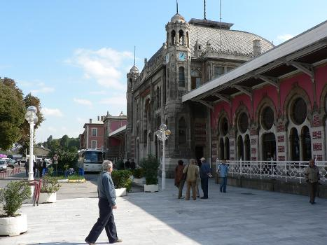 Bahnhof Sirkeci