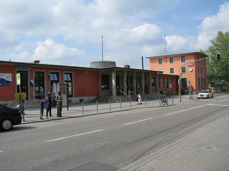 Gare de Spire
