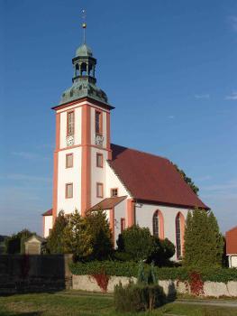Spitzkunnersdorfer Kirche, Gemeinde Leutersdorf
