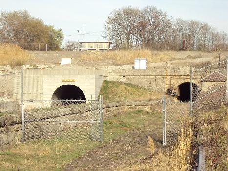 Saint Clair River Tunnel