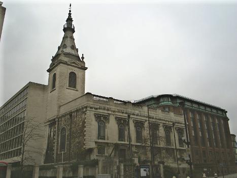 Saint Nicholas Cole Abbey Church