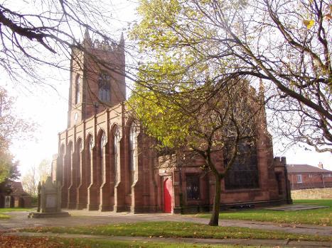 Eglise Saint-Georges - Liverpool