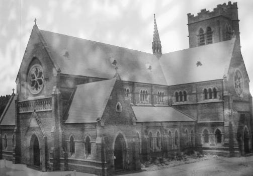 Cathédrale Saint-Georges - Perth