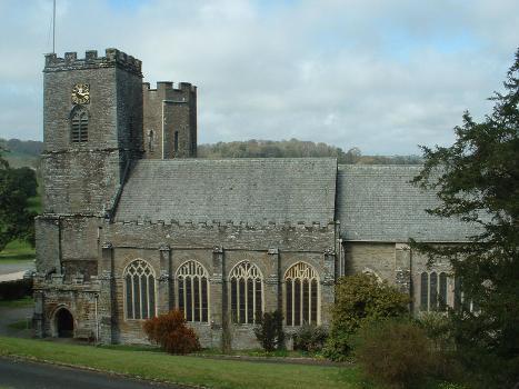 Pfarrkirche Saint Germans