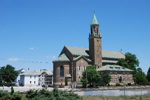 Eglise Saint-Jean-Baptiste - Pawtucket