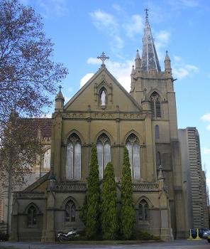 Cathédrale Saint-Marie - Perth