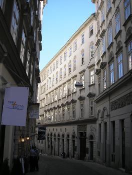 Stadttempel - Vienne