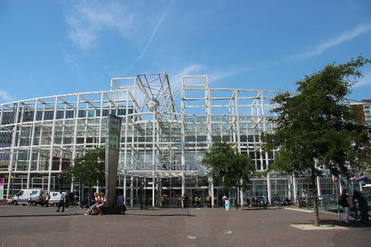 Bahnhof Leiden Centraal