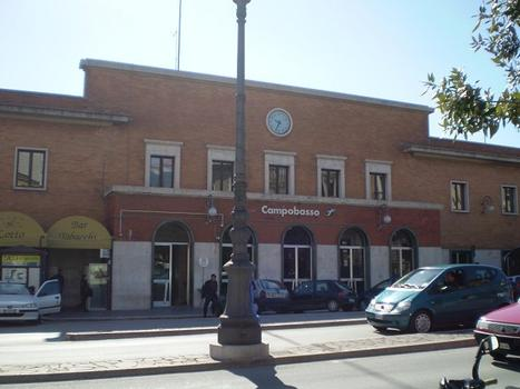 Bahnhof Campobasso