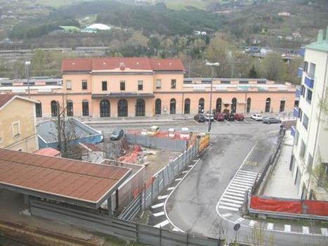 Bahnhof Potenza Centrale