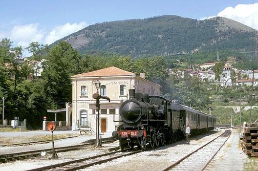 Bahnhof Lagonegro