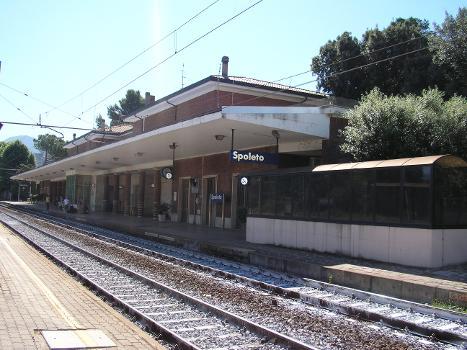 Gare de Spolète