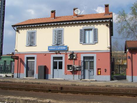 Borgo San Giovanni Railway Station