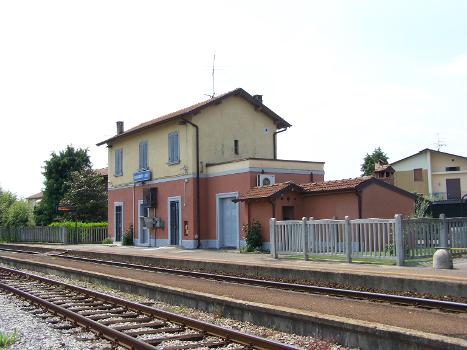 Bahnhof Borgonato Adro