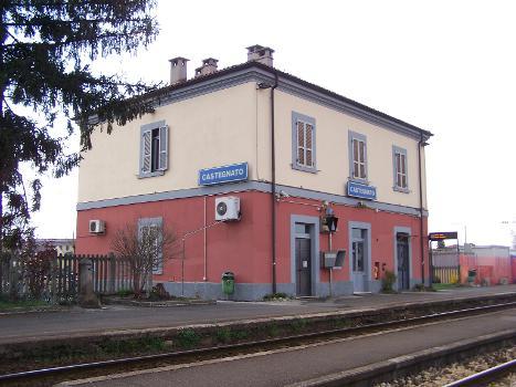 Bahnhof Castegnato