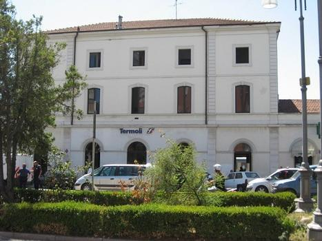 Bahnhof Termoli