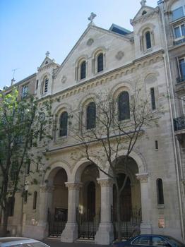 Eglise Saint-Charles de Monceau
