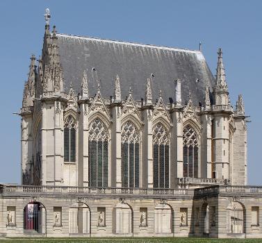 Sainte-Chapelle du Château de Vincennes