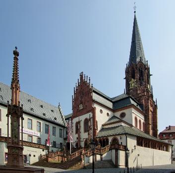 Eglise Saint-Pierre-et-Saint-Alexandre - Aschaffenburg