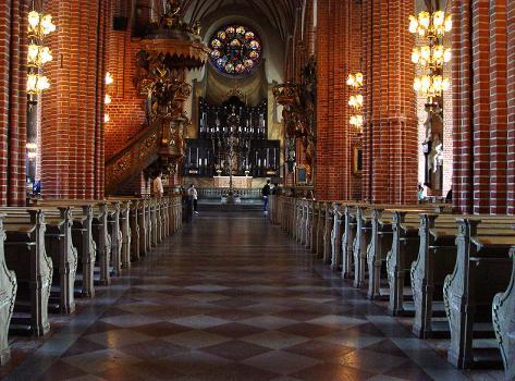 Storkyrkan de Stockholm(photographe: Jürgen Howaldt)