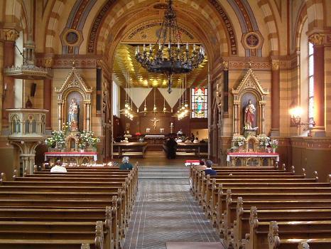Cathédrale Saint-Eric