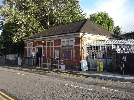 Stonebridge Park Station