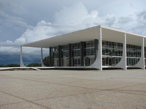 Cour suprème - Brasilia