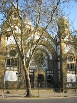 Synagogue de Novi Sad - Novi Sad