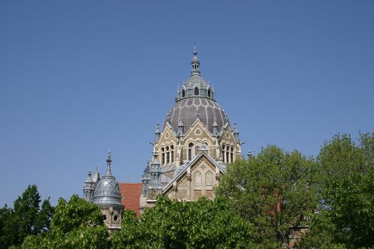 Nouvelle Synagogue - Szeged
