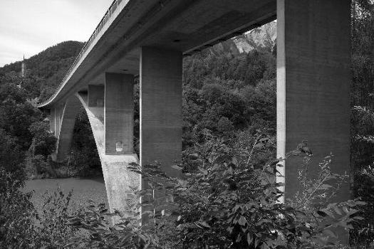 Rheinbrücke Tamins